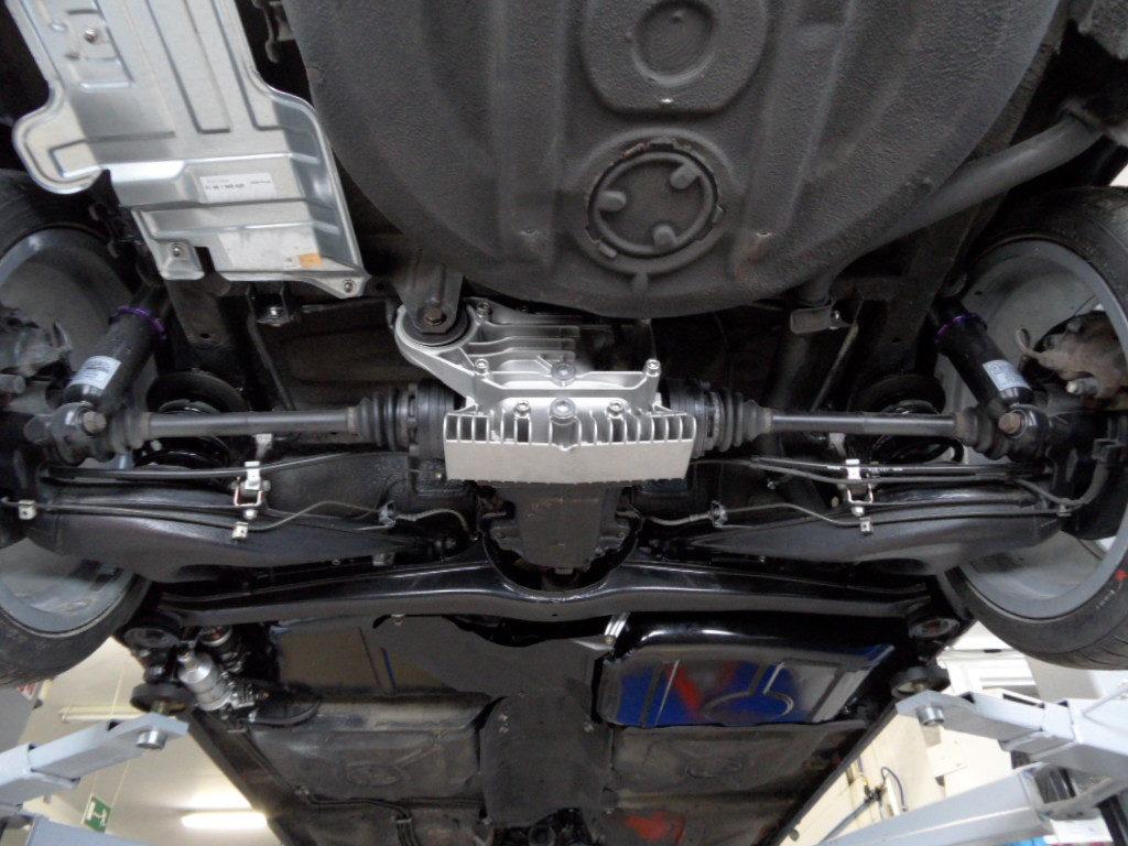 Blogartikel BMW E30 Differentialsperre Z3M Deckel