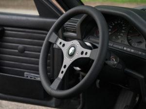 Raid Lenkrad – perfekt für den BMW E30