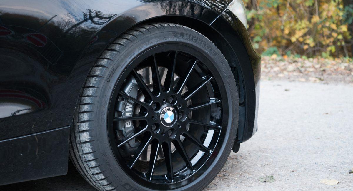 Blogartikel BMW Styling 32 Felgen auf dem E82